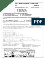 COLÉGIO SÃO PAULO. ENSINO FUNDAMENTAL II 7º ANO DATA_ EXERCÍCIOS (FOLHA 03).pdf