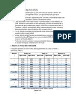 Analisis Informe 1 Hidraulica
