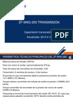 05 ZF 6WG-200 Transmisión