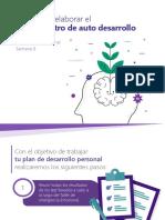 PDF S.9.1Pasos Para Elaborar Tu Plan Maestro de Auto Desarrollo
