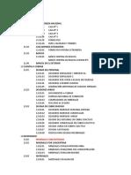 Plan de Cuentas Minera
