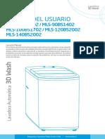 Midea MLS-100BS1702 Washing Machine