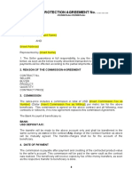 Fee Protection Agreement.doc