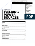 Ch1 Arc Welding Power Sources