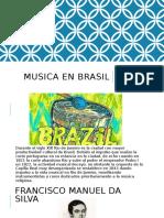 Musica en Brasil