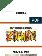 Zumba Presentacion