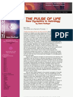 Dane Rudhyar - The Pulse of Life