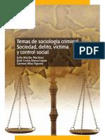 Uned - Temas De Sociologia Criminal - Sociedad Delito Victima Y Control Social.PDF
