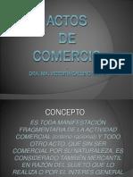 ACTOS DE COMERCIO (VICTORIA 2014) II.ppt