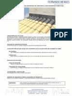 Telhado - Procedimento Executivo completo - Encontro Com Paramento Vertical Mar2019 Eng Vinagre