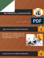 Presentación Accidentes y Prevención