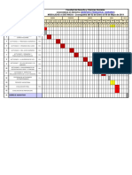 Cronograma Derecho Procesal Agrario Prim 2019