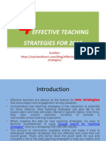 4 effective teaching strategies for 2019.pptx