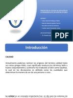 PRESENTACION TESIS PERCEPCION CALIDAD DE ATENCION EN EMERGENCIA DE HOSPITAL DE AREA NOVIEMBRE 2018.pptx