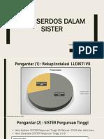 Alur Serdos Di Sister-2