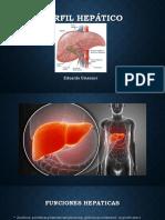 Perfil hepático