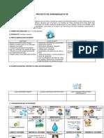 PROYECTO DE APRENDIZAJE Nº 08 AGUA CORREGIDO (1).docx