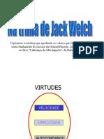 lideranca no modelo Jack Welch