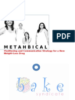 metabical case study solution ppt