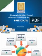 Preescolar 2011 Bc