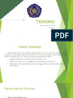 Presentation Transmision