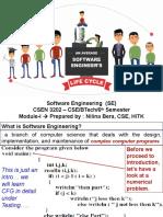 Software Engineering Intro