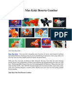 21 Jenis Ikan Mas Koki Beserta Gambar Terlengkap.docx