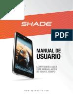 Manual Celular NYX shade