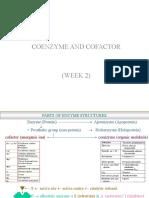 Coenzyme&Cofactor