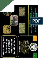 Millet Process machine.pdf