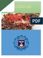 Grupo de Los Sulfatos 8-1