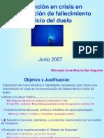 Intervención_en_Crisis_en_Comunicación_de_ Fallecimiento_e_Inicio_del_Duelo.pps