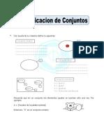 Ficha Clases de Conjuntos CUARTO de Primaria