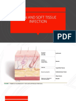 Skin and Soft Tissue Infection