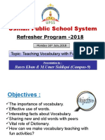Refresher 2018 English Workshop.ppt