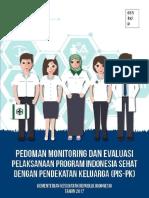 Buku Monitoring Dan Evauasi PIS-PK