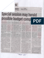 Business World, Mar. 18, 2019, Special session may herald possible budget compromise.pdf