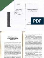 LOBATO y SURIANO. La protesta social en la Argentina. Cap. 1