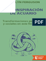 LA CONSPIRACION DE ACUARIO - Marilyn Ferguson.pdf