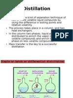 PP311 Distillation