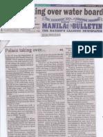 Manila Bulletin, Mar. 18, 2019, Palace taking over water board House begins today probe on Metro water shortage.pdf