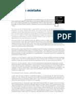 False Return vs Fraudulent Return.docx