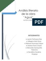 ANALISIS LITERARIO DEL CUENTO AGUA.docx