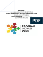 1. Proposal PID 2018