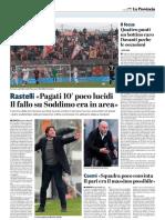 La Provincia Di Cremona 18-03-2019 - Rastelli