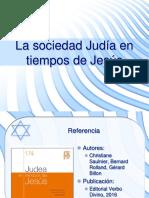 La Sociedad Judía en Tiempos de Jesús