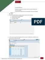 SAP FI Front End-5th Lesson