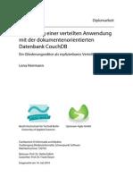 Umsetzung einer verteilten Anwendung mit der dokumentenorientierten Datenbank CouchDB