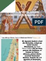 Sfantul Apostol Andrei Ocrotitorul Romanilor