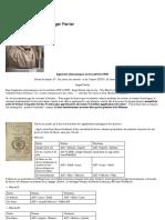 Les parties de nativité d'Auger Ferrier – Astrologie Graduelle